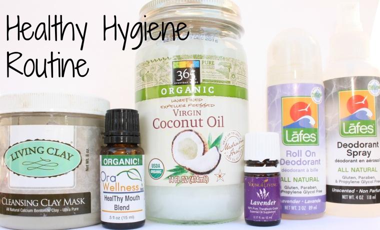 Healthy Hygiene Routine