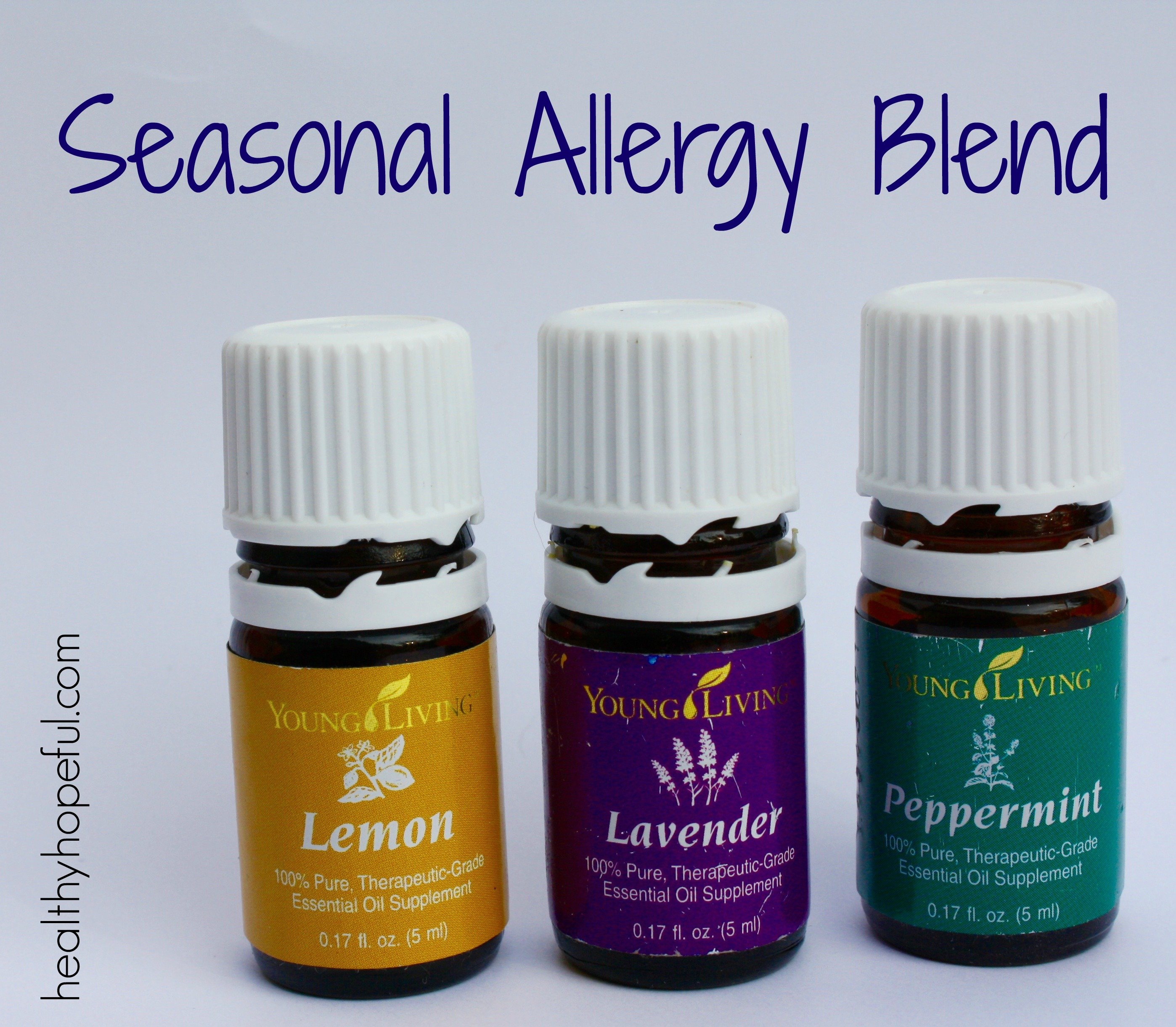 Eo Allergy Blend