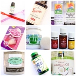 My Favorite Natural Health and Hygiene Products