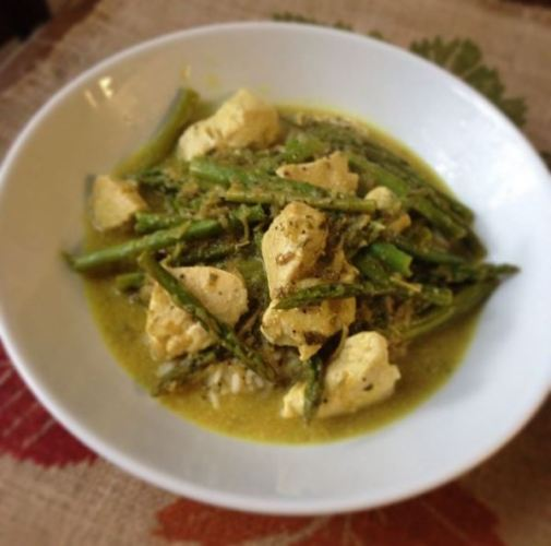 CurryChicken