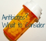Antibiotics: A Second Thought