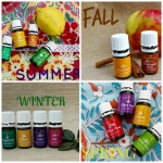 Seasonal Essential Oil Blends to Diffuse