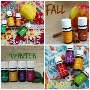 Diffusing Seasons