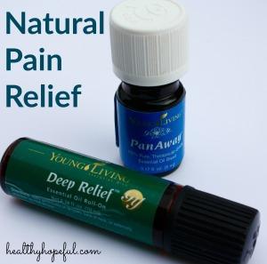 Pain Relief Essential Oils