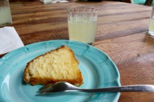 Lemonade and Lemon Cake