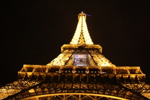 Eifel Tower Lights